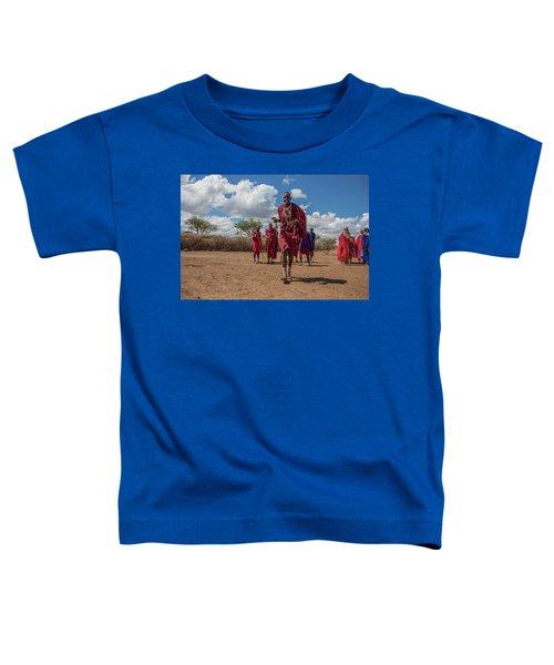 Maasai Welcome Toddler T-Shirt