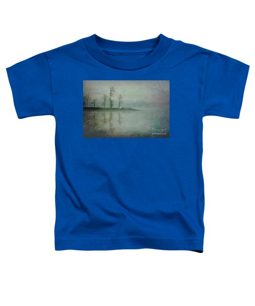 Misty Tranquility Toddler T-Shirt