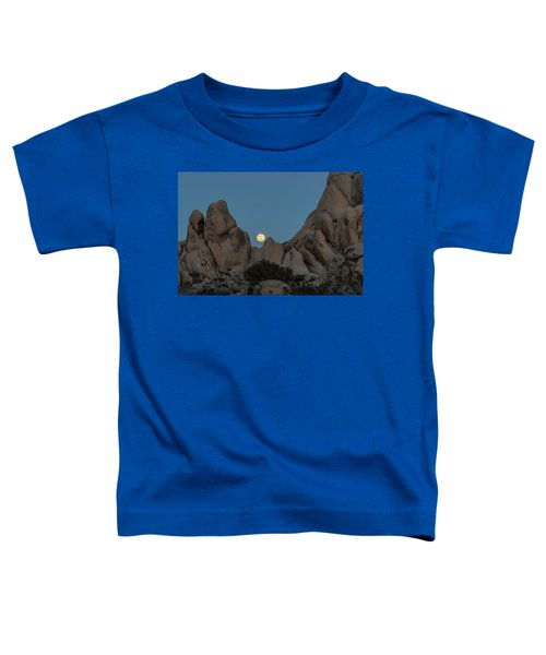 Moonrise In The Sight Toddler T-Shirt