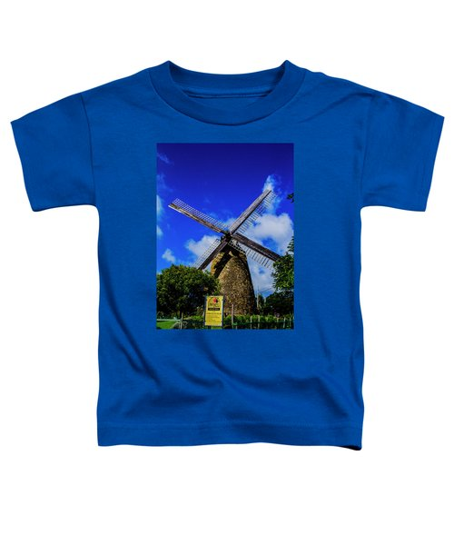 Morgan Lewis Mill Toddler T-Shirt
