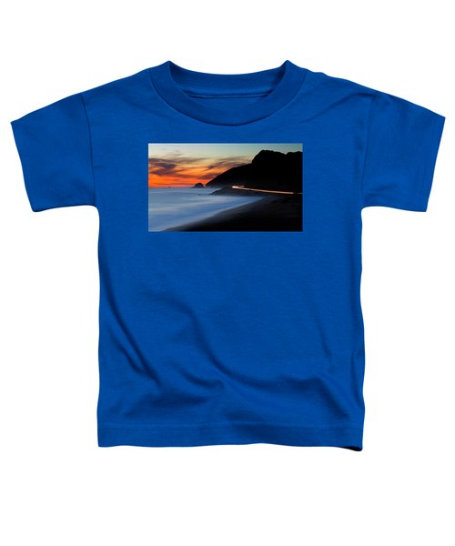 Pacific Coast Highway Toddler T-Shirt