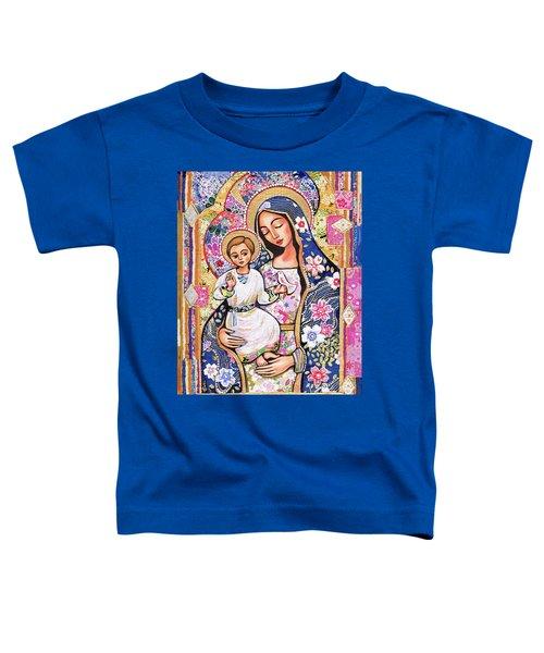 Panagia Eleousa Toddler T-Shirt