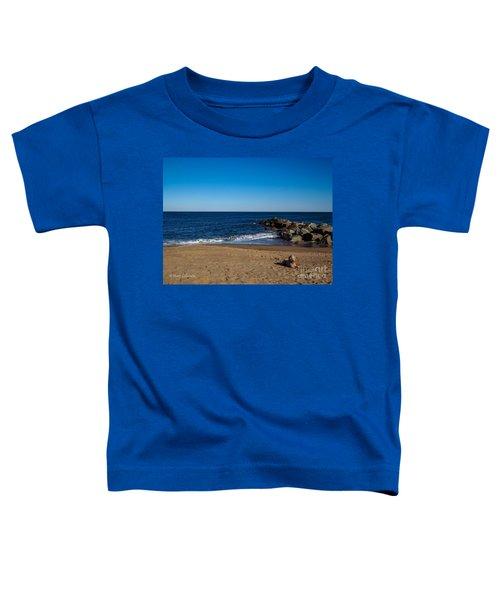 Plum Island Scene Toddler T-Shirt