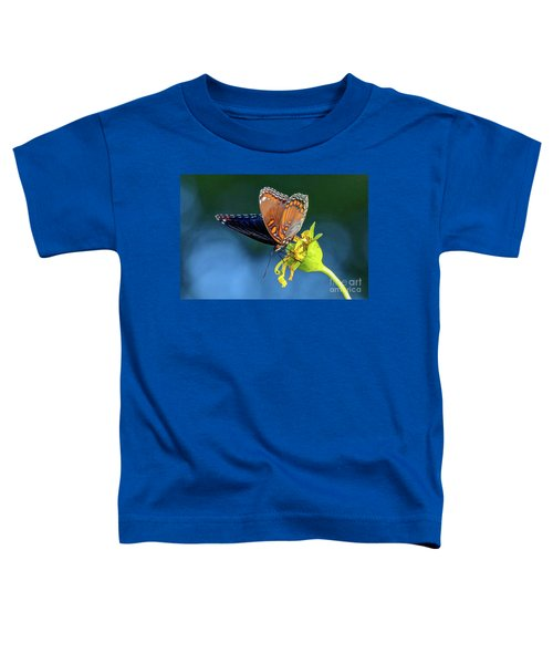 Red-spotted Purple Butterfly Toddler T-Shirt