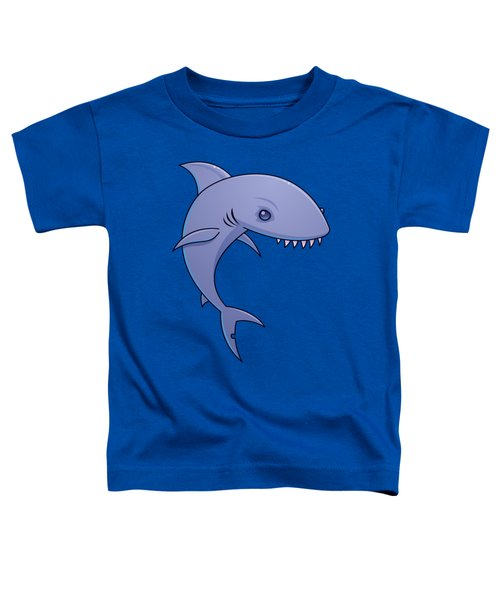 Sharky Toddler T-Shirt