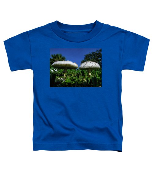 Shrooms Toddler T-Shirt