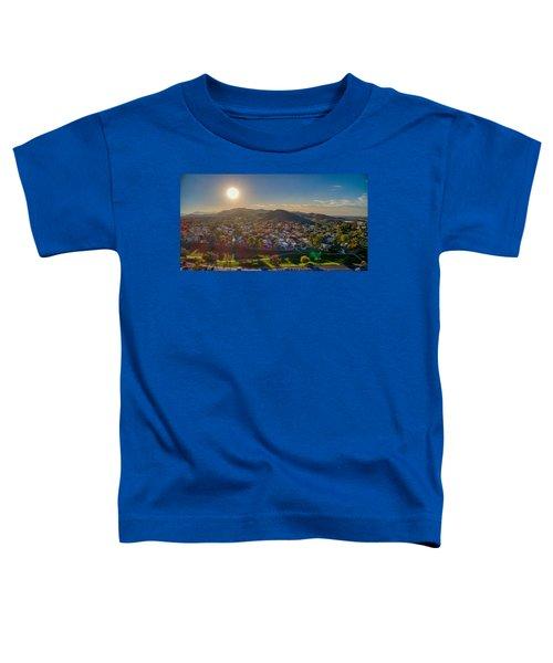 South Mountain Sunset Toddler T-Shirt