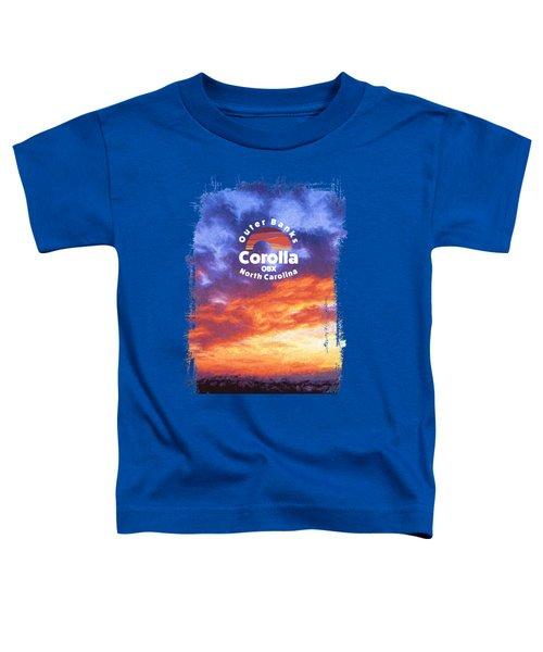 Sunset In Carolina Toddler T-Shirt