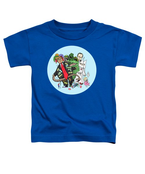The Cabinet Toddler T-Shirt