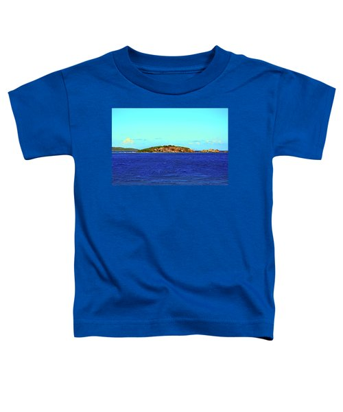 The Cay Toddler T-Shirt