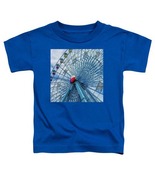 The Texas Star, State Fair Of Texas Toddler T-Shirt
