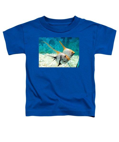 Twins Toddler T-Shirt