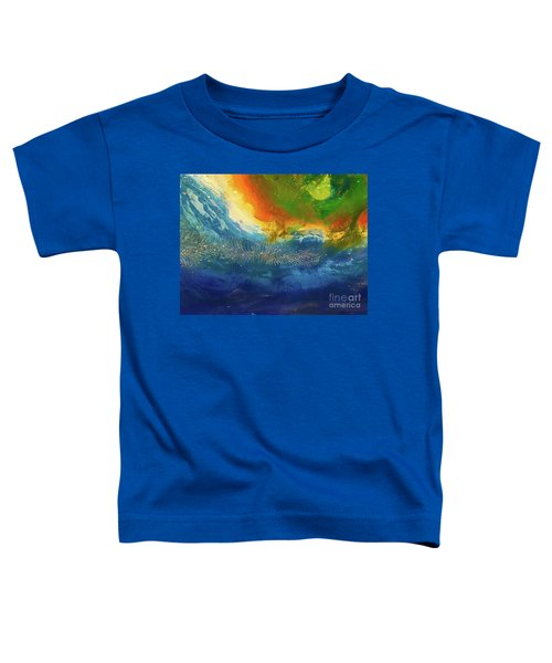 View From Space Toddler T-Shirt