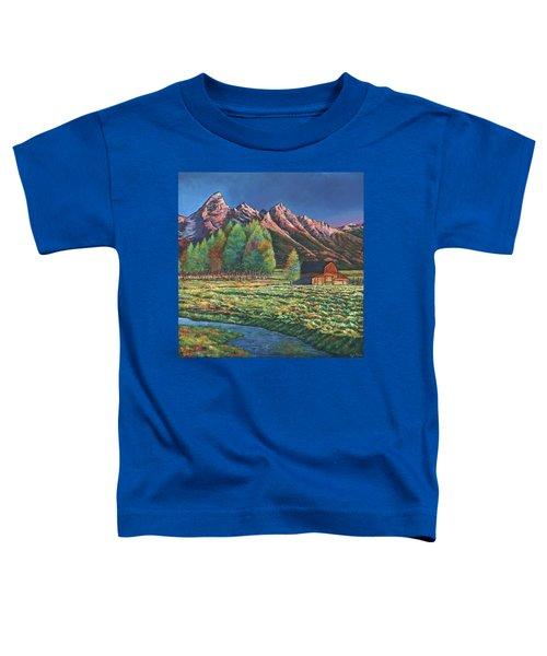 Wyoming Toddler T-Shirt