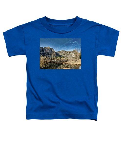 Yosemite Reflection Toddler T-Shirt
