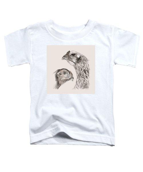 51. Game Hens Toddler T-Shirt