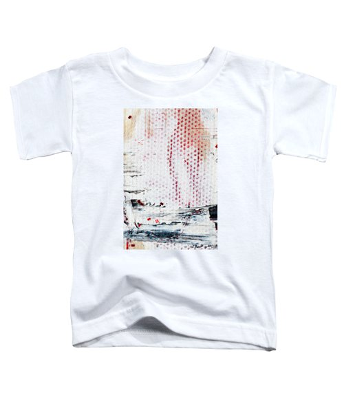 Abstract Original Artwork One Hundred Phoenixes Untitled Number Ten Toddler T-Shirt