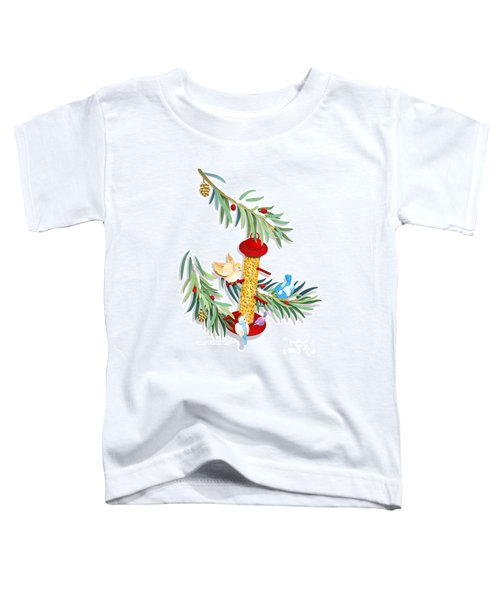 All About Sharing Toddler T-Shirt