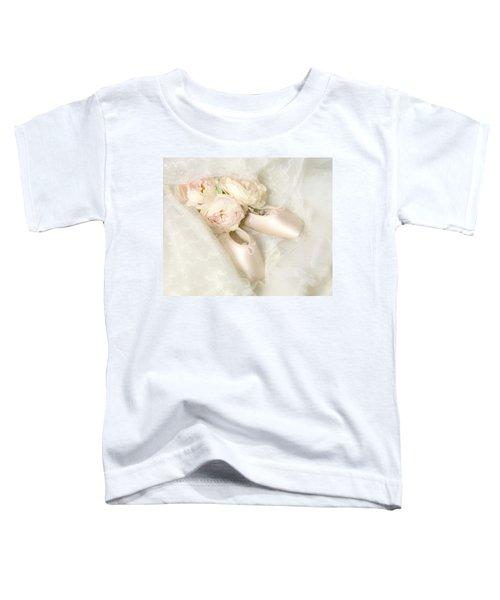 Ballet Shoes Toddler T-Shirt