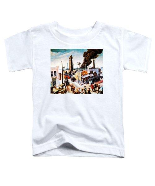 Boomtown Toddler T-Shirt