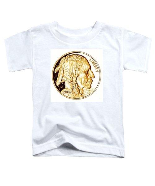 Buffalo Nickel Toddler T-Shirt