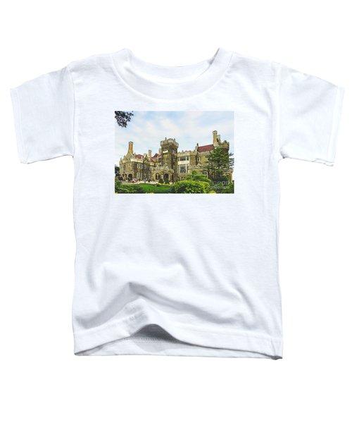 Casa Loma In Toronto Toddler T-Shirt
