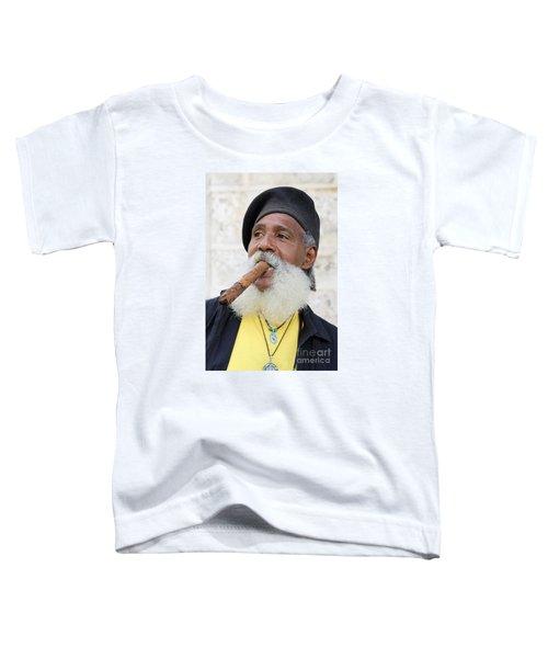 Cigar Man Toddler T-Shirt
