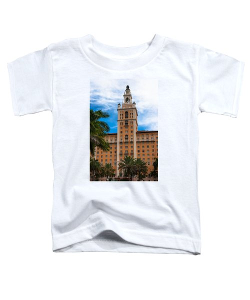 Coral Gables Biltmore Hotel Toddler T-Shirt