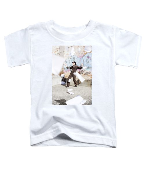 Creative Release Toddler T-Shirt