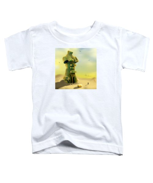 Drawers Toddler T-Shirt by Mike McGlothlen
