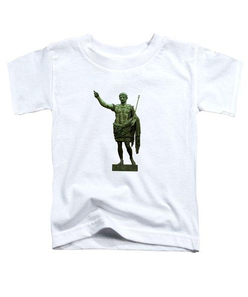 Emperor Caesar Augustus Toddler T-Shirt