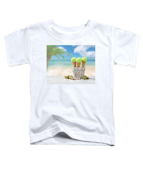 Ice Creams  Toddler T-Shirt