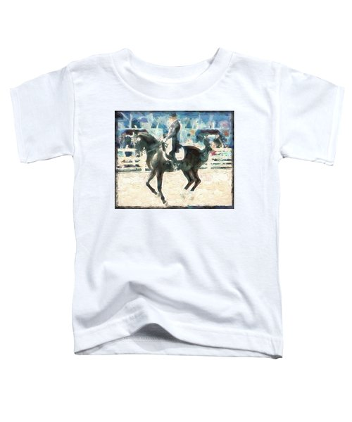 In The Air Toddler T-Shirt