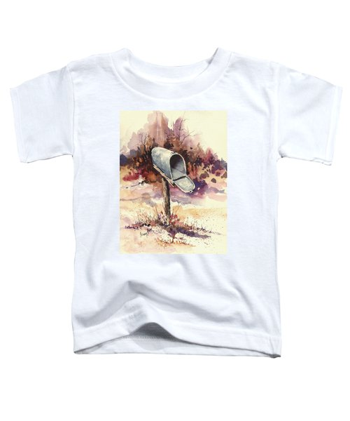 Mailbox Toddler T-Shirt