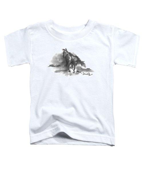 My Stallion Toddler T-Shirt