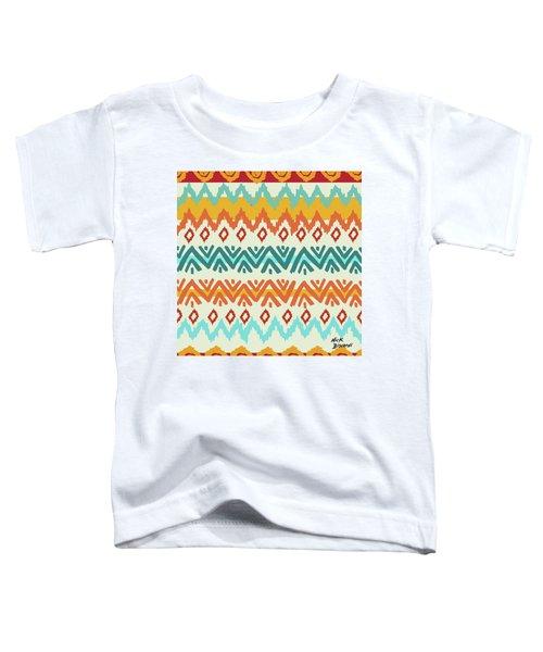 Navajo Mission Round Toddler T-Shirt