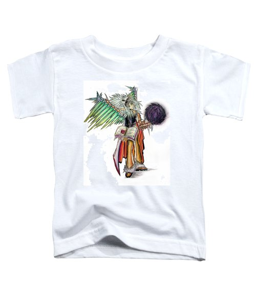 Pelusis God Of Law And Order Toddler T-Shirt
