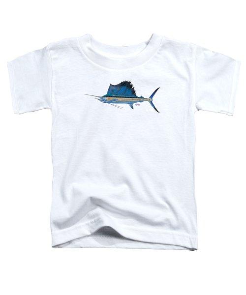 Sailfish Toddler T-Shirt