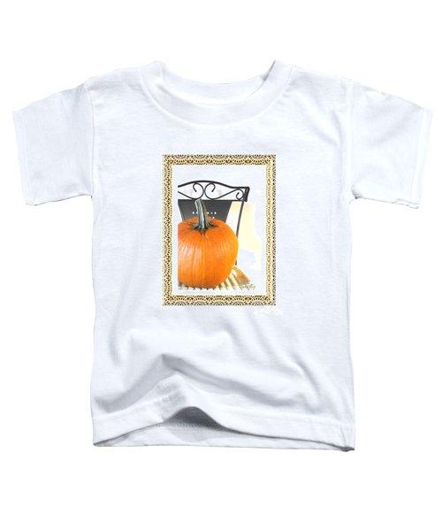 Season's Greetings Toddler T-Shirt