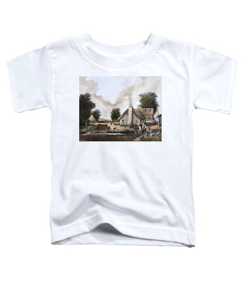 The Farmyard Toddler T-Shirt