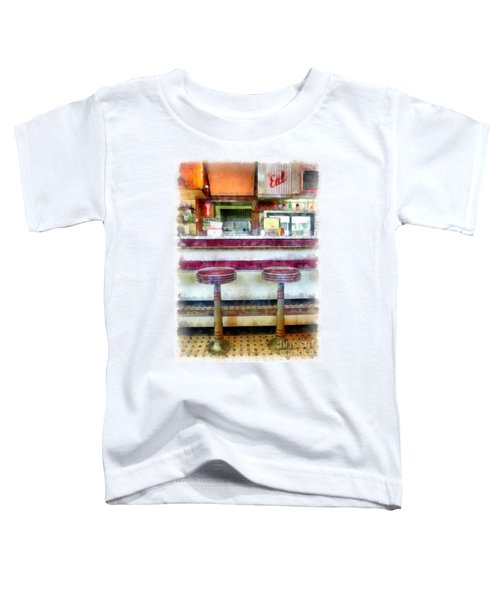 The Four Aces Diner Toddler T-Shirt