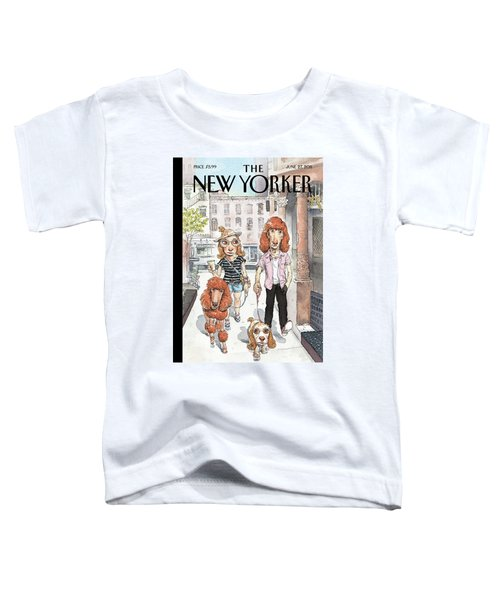 New Yorker June 27th, 2011 Toddler T-Shirt