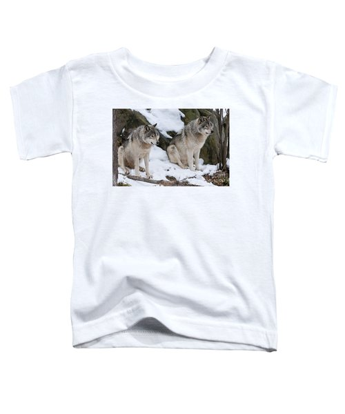 Timber Wolves Toddler T-Shirt