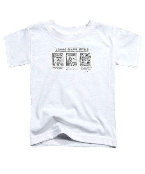 New Yorker June 11th, 2007 Toddler T-Shirt