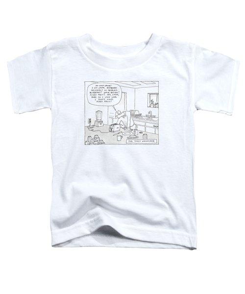 The Toast Whisperer Toddler T-Shirt