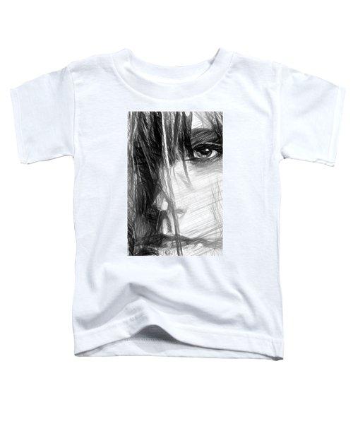 Facial Expressions Toddler T-Shirt
