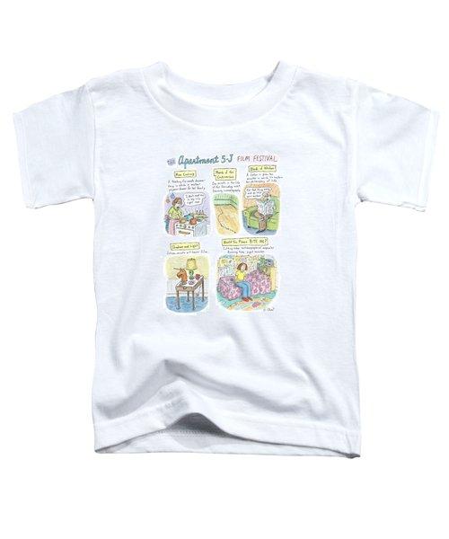 New Yorker September 18th, 2006 Toddler T-Shirt