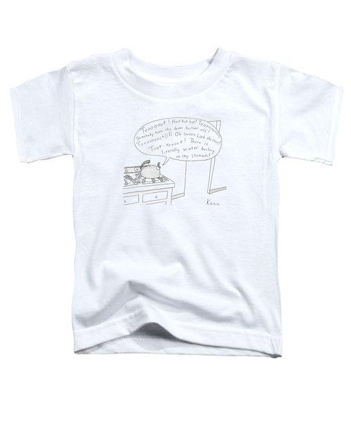 New Yorker May 7th, 2007 Toddler T-Shirt