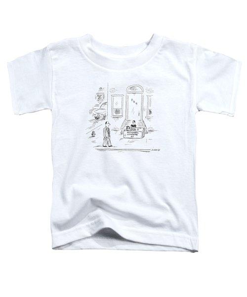 New Yorker May 30th, 2005 Toddler T-Shirt