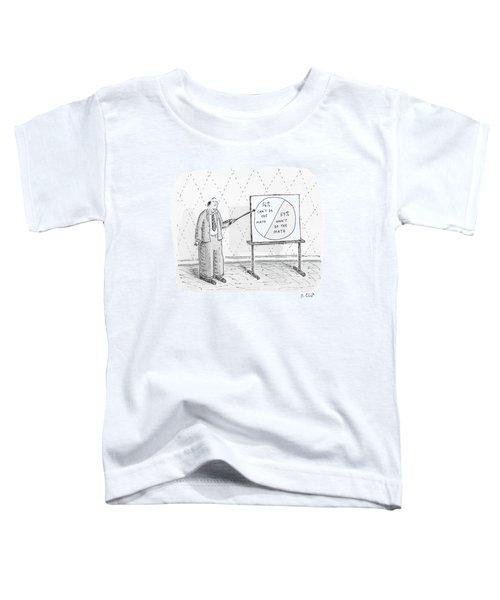 New Yorker November 5th, 2007 Toddler T-Shirt